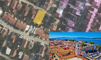 ZADAR/ NOVI BOKANJAC Građevinska parcela 561 m2 sa svim priključcima i projektom ► 85.000 €