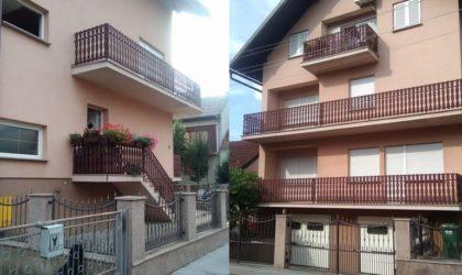 ZAGREB/BOTINEC  Kuća 250 m2 na odličnoj lokaciji, četiri etaže, svaki stan 65 m2 posebni ulaz ► 230.000 €