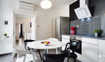 ZADAR/POLUOTOK 3-sobni stan 130 m2 na Kalelargi, pogodan i za ured ► 305.000 €