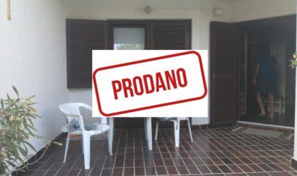 GAJAC Apartman 46 m2 s dvorištem, samo nekoliko minuta hoda od plaže, zona A ► 85.000 €