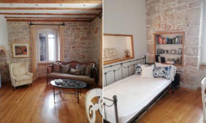 ZADAR/POLUOTOK Vrhunski obnovljen i stilski uređen stan 70 m2  ► 245.000 €