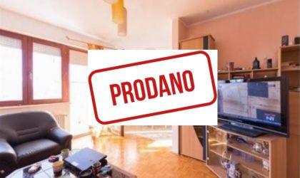 ZADAR/SMILJEVAC 3-sobni stan 75 m2 s liftom, balkon s pogledom na more ► 105.000 €
