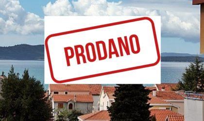 ZADAR/DIKLO 2-sobni apartman 49 m2 s pogledom na more, solarni paneli ► 120.000 €