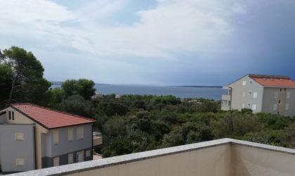 GAJAC/ŠKUNCINI STANI Apartman 36 m2 s terasom 9 m2, namješten, pogled na more ►65.000 €