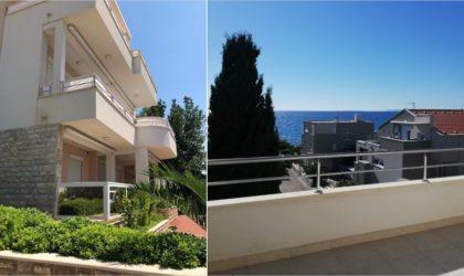 NOVALJA Kuća na tri etaže, svaka 90 m2, okućnica 232 m2, blizu mora, pogled ► 690.000 €