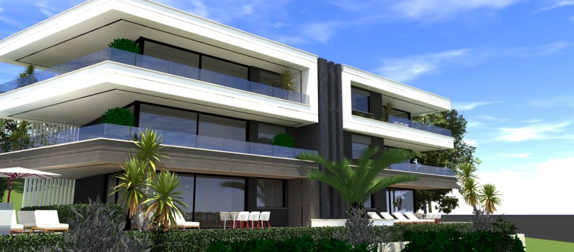 NOVALJA Zemljište s lokacijskom dozvolom i projektom za gradnju vile s bazenom ► 120.000 €