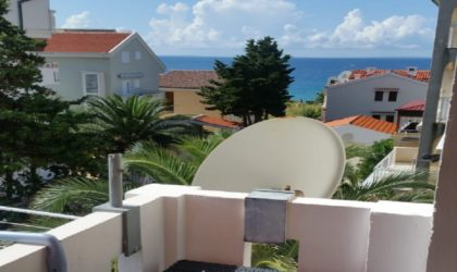 NOVALJA 2-sobni apartman 42 m2 s terasom, pogled nam more, tri minute od plaže ► 75.000 €