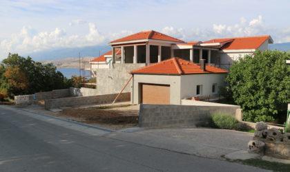 GRAD PAG Kuća 800 m2 s okućnicom, visoki roh-bau, na ulazu u park prirode Dubrava ► 900.000 €