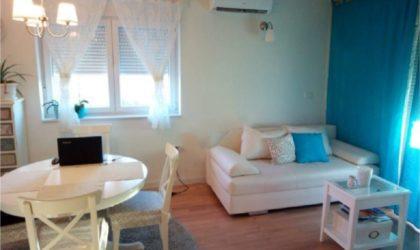 ZADAR/PLOVANIJA 3-sobni stan 52 m2 s balkonom, I kat, dva parkirna mjesta ► 109.000 €