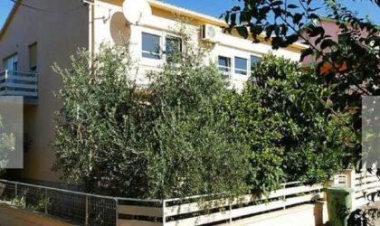 ZADAR/DIKLO Obiteljska kuća 225 m2 s dvorištem, mirna ulica, blizu mora ► 360.000 €